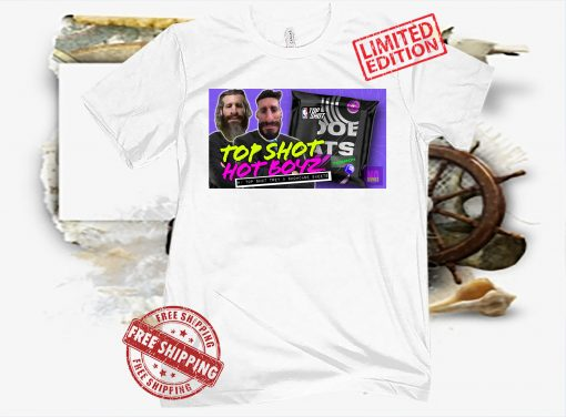 Official Hot Boyz Top Shot Shirt
