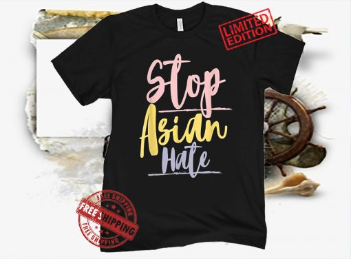 AAPI Stop Asian Hate T-Shirts