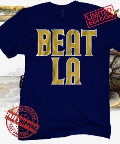 Apparel San Diego Beat LA Baseball T-Shirt