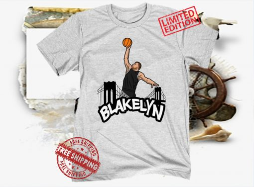 BLAKELYN BASKETBALL TEE SHIRT