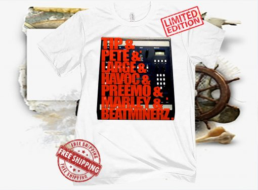 Chairmen Of The Boards - HipHop T-Shirt