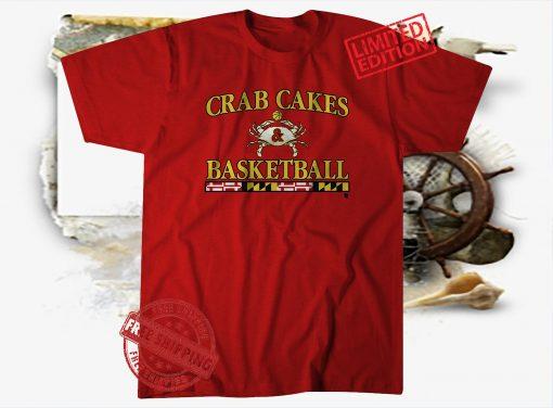 Crab Cakes & Beating Texas T-Shirt