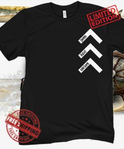 Down Syndrome Shirt Down SyndromeAwareness Day Month Down Right Awesome Arrows T-Shirt