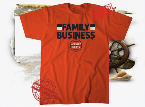 FAMILY BUSINESS T-SHIRT - COLLEGE BASKETBALL