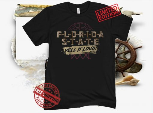 FLORIDA STATE YELL IT LOUD T-SHIRTS