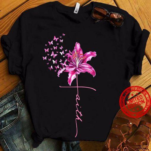 #Faith Flower TShirt