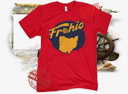 Frohio T-Shirt - Cleveland Basketball
