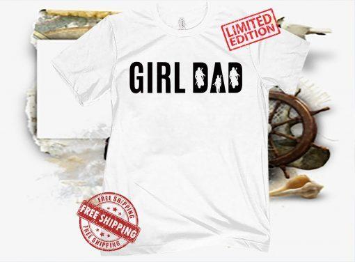 Girl Dad Tee Funny The Mandalorian T-Shirt