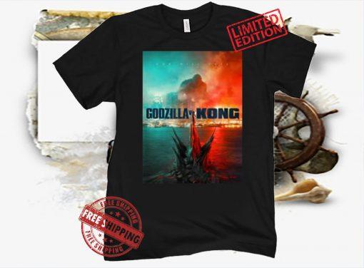 Godzilla vs Kong Shirt Official T-Shirt