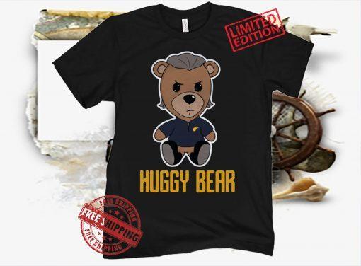 HUGGY BEAR WV SHIRT