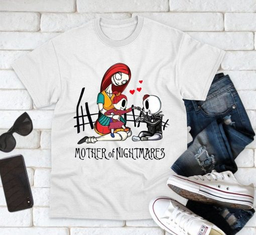 Happy Mother's Day 2021 Gift Shirt, Sally Mom Shirt, Mother of Nightmares Shirt, Mom Shirt, Mom Life Shirt