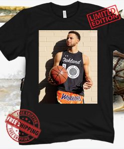 Heart of the Town Tee - Stephen Curry Tee Shirt