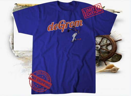 Jacob DeGrom Shirt New York Baseball