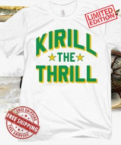 K THE THRILL TEE SHIRT