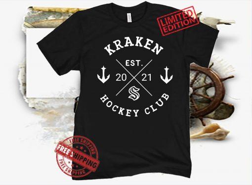 Kraken Hockey Club 2021 Shirt