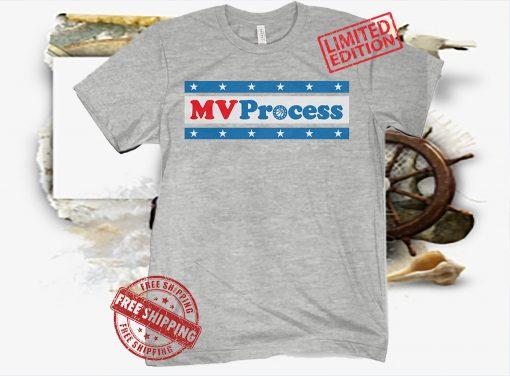 MVProcess T-Shirt, Philadelphia Basketball