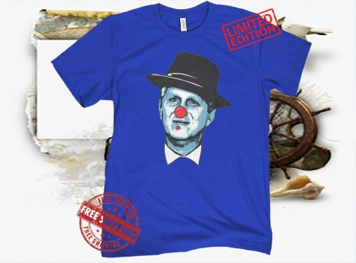 Michael Rapaport Loses Court Battle Clown T-Shirt