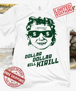 Minnesota Wild Levelwear Dollar Dollar Bill Kirill Shirt