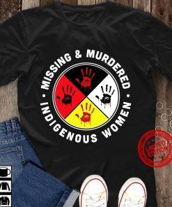 Missing Murdered Indigenous Women Unisex Shirt