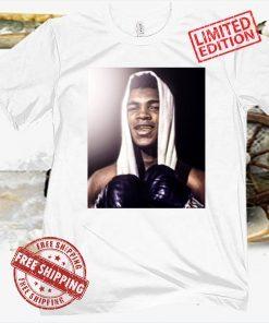 Muhammad Ali The Gold Standard Portrait Shirt