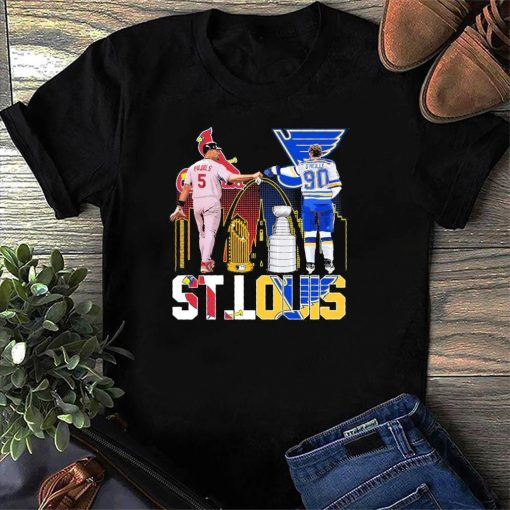 O'reilly St.louis Blues Of St.louis Sports Shirt