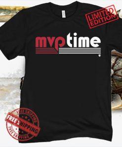 Portland Trail Blazers MVP Time T-Shirt
