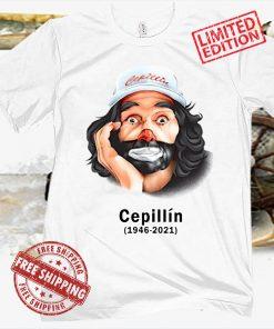 RIP Cepillín 1946-2021 Official T-Shirt