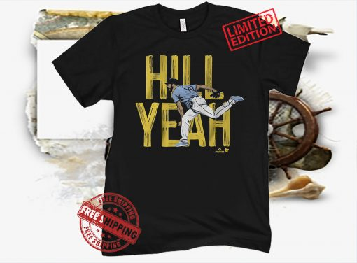 Rich Hill Yeah Shirt Tampa Bay Official