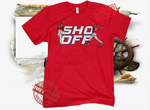 Shohei Ohtani Sho Off T-Shirt + Hoodie, Los Angeles - MLBPA