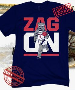 Spike the Bulldog is always down to Zag On Shirt
