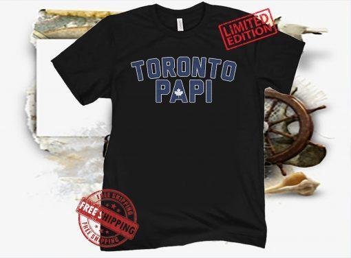 TORONTO PAPI HOCKEY T-SHIRT