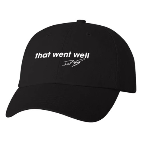 That Went Well Dad Hat Design