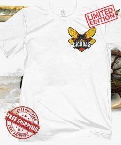The Cincinnati Cicadas Logo T-Shirt