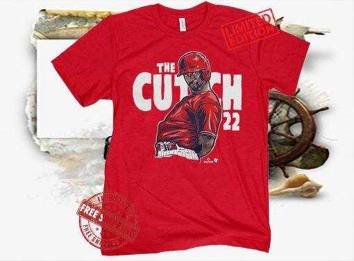 The Cutch 22 T-Shirt Andrew McCutchen