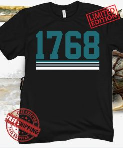 1768 T-Shirt From Mr. Hockey to Mr. San Jose