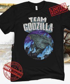 2021 Team Godzilla – Godzilla Vs Kong Shirts