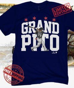 Abreu 79 Grand Pito Shirt Chicago Baseball