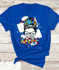 Autism Mom 2021 Shirt, Autism Awareness TShirt, Autism Gift Mom, Mothers Day Shirt, Mom Life