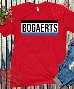 BOSTON BOGAERTS BASEBALL TSHIRT