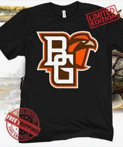 BOWLING GREEN STATE UNIVERSITY OFFICIAL T-SHIRT