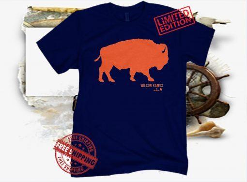 Baseball Wilson Ramos Buffalo T-shirt