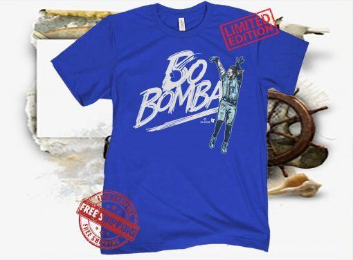 Bo Bomba Shirt Bo Bichette - Toronto Blue Jays