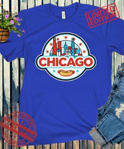 CHICAGO CITY DOZEN TEE SHIRT