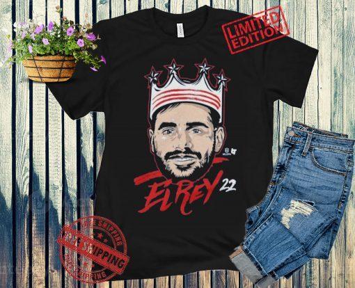 Carles Gil El Rey Shirt New England