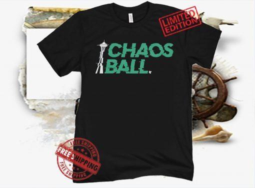 Chaos Ball T-Shirts Seattle Baseball Games