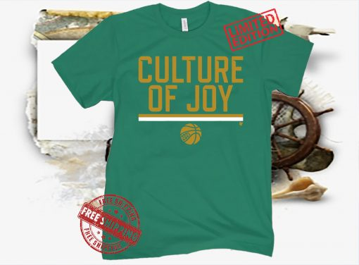 Culture Of Joy 2021 Shirt, Waco, Texas Basketball