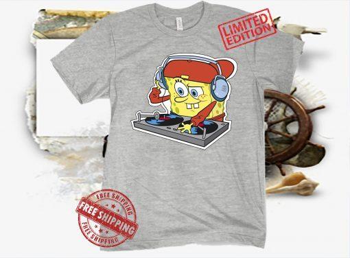 DJ Bob Esponja Remix Trap T-Shirt
