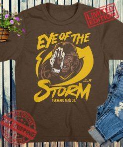 Fernando Tatis Jr. One-Eye Celebration T-Shirt San Diego MLBPA