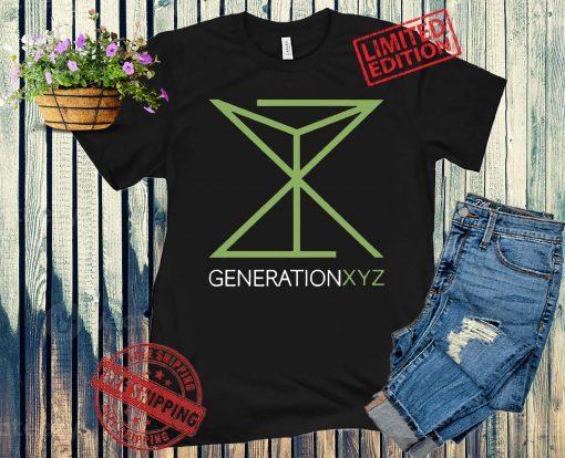 GENERATION XYZ TEE SHIRT