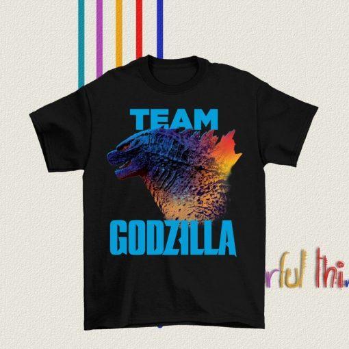 Godzilla vs Kong Shirt, Godzilla vs Kong - Official Team Godzilla Neon shirt for men and women